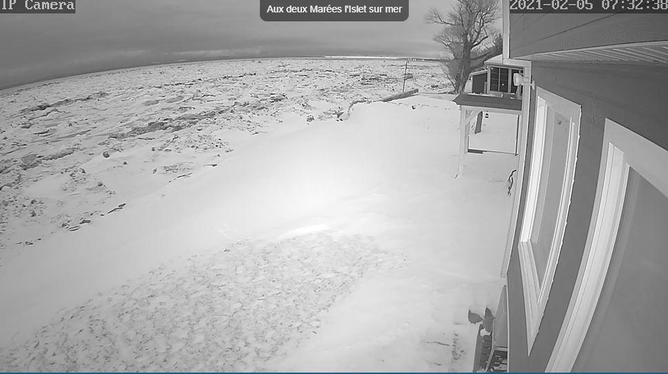 webcam L´Islet-sur-Mer