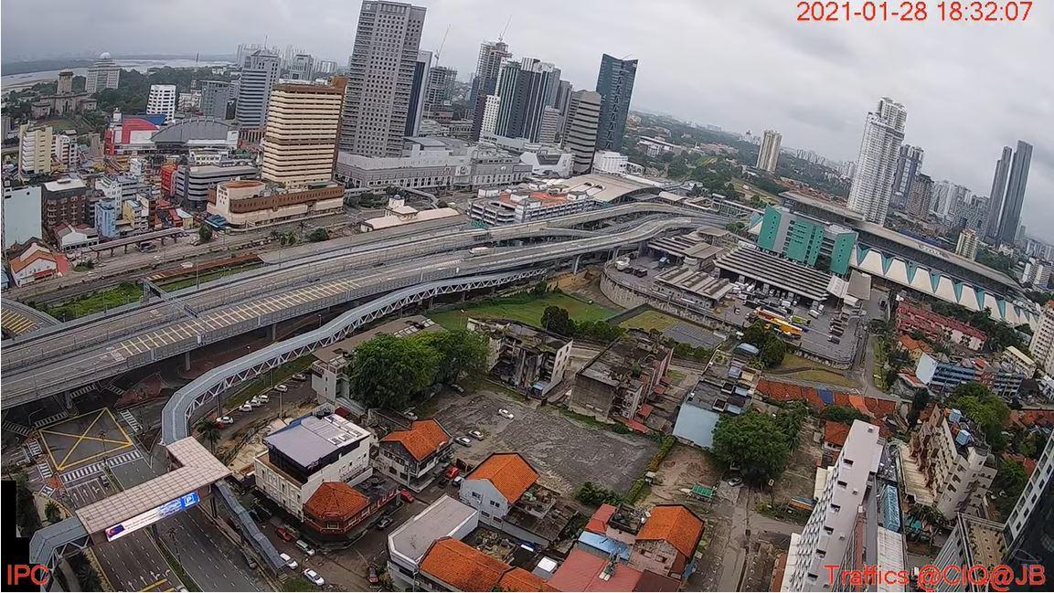 webcam Johor Bahru