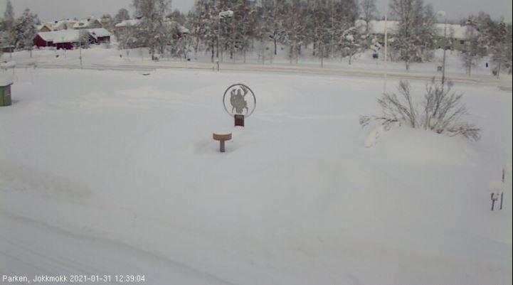 webcam Jokkmokk