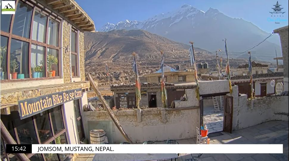 webcam Jomsom