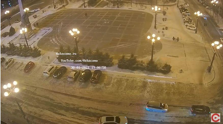 webcam Khabarovsk