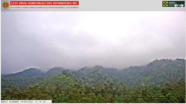 webcam Bukit Klangon