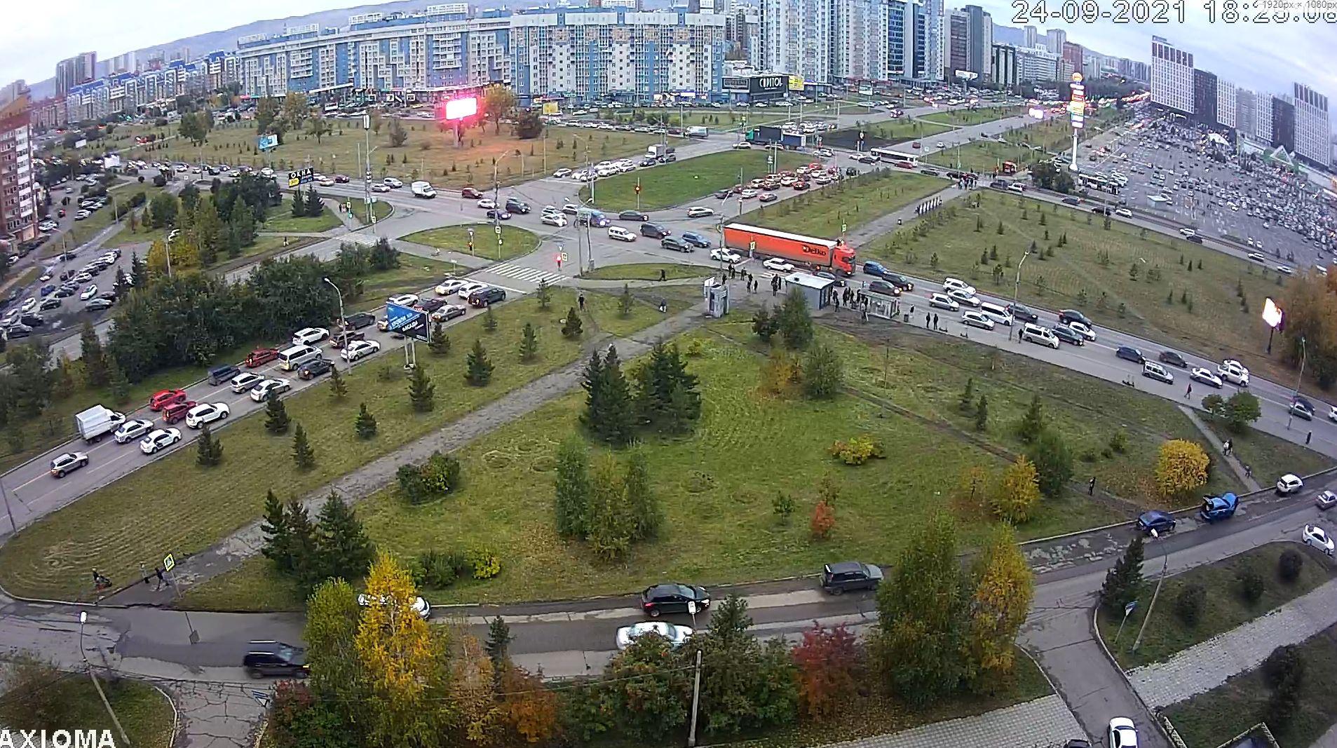 webcam Krasnoyarsk