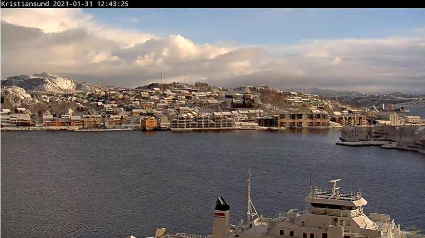 webcam Kristiansund
