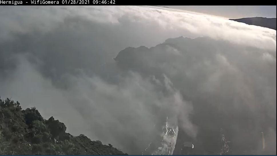 webcam La Gomera
