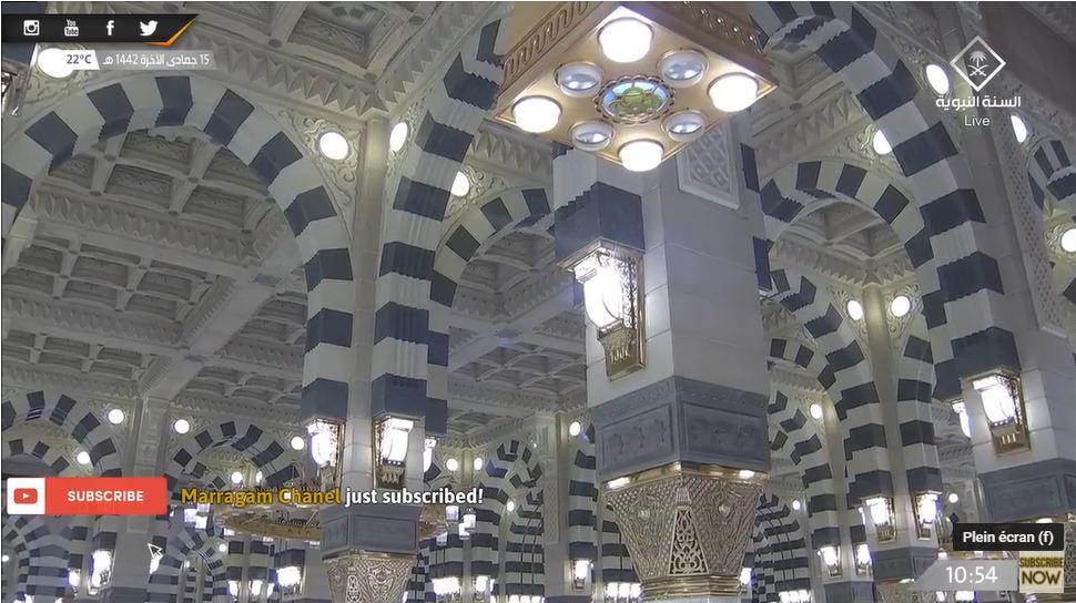 webcam La Mecque