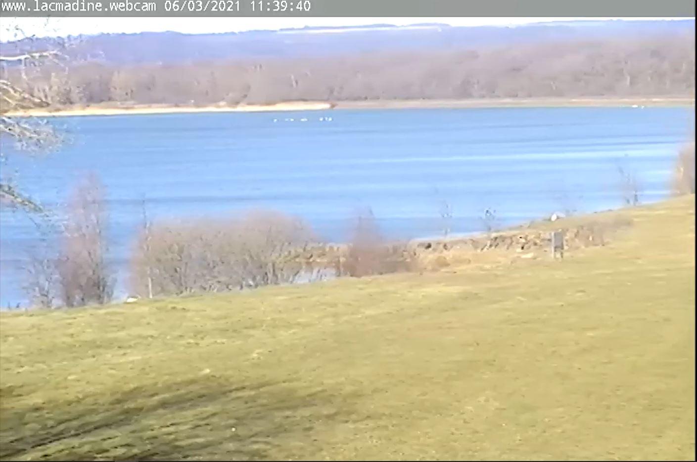 webcam Lac de Madine
