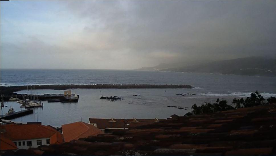 webcam Lajes do Pico