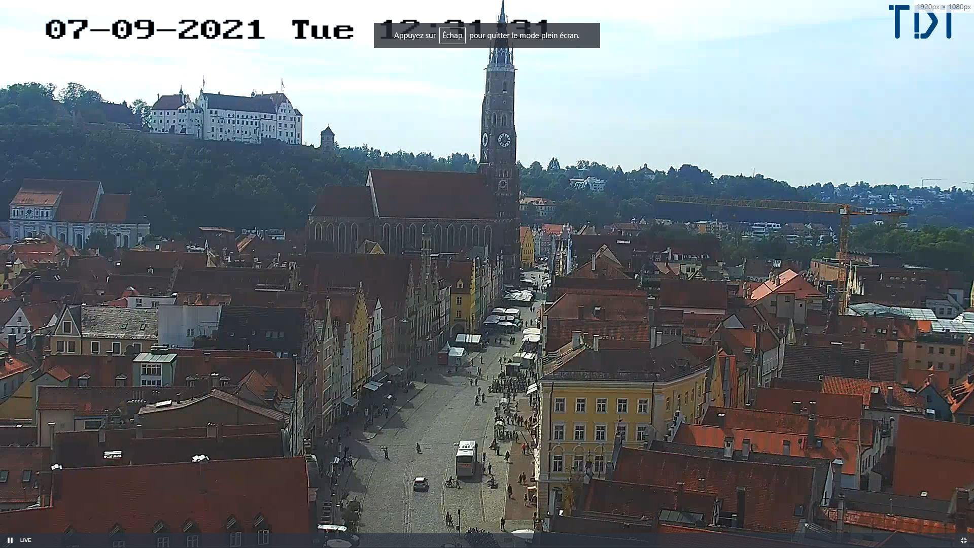 webcam Landshut