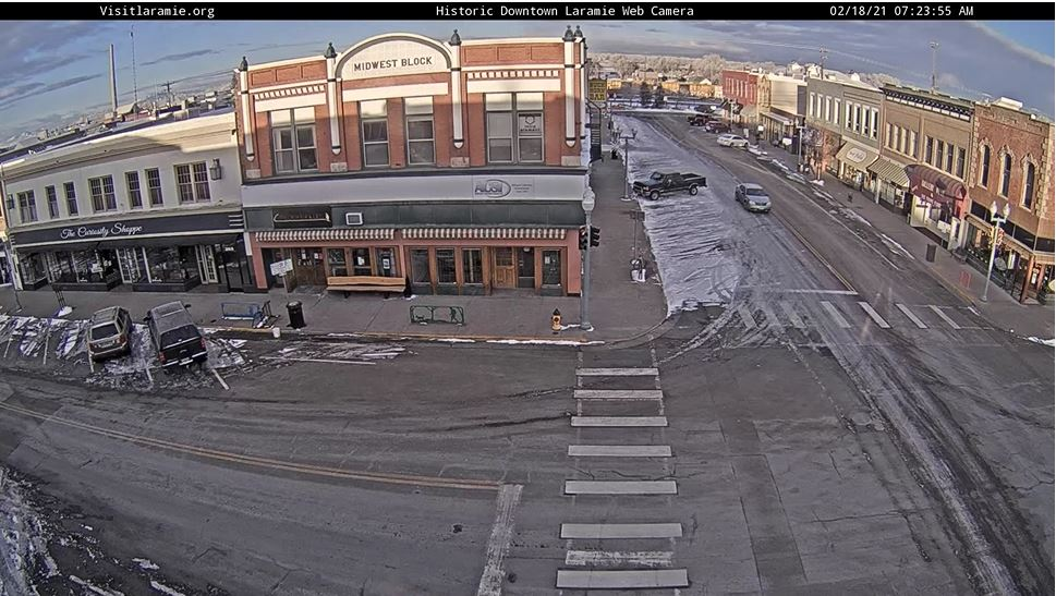 webcam Laramie