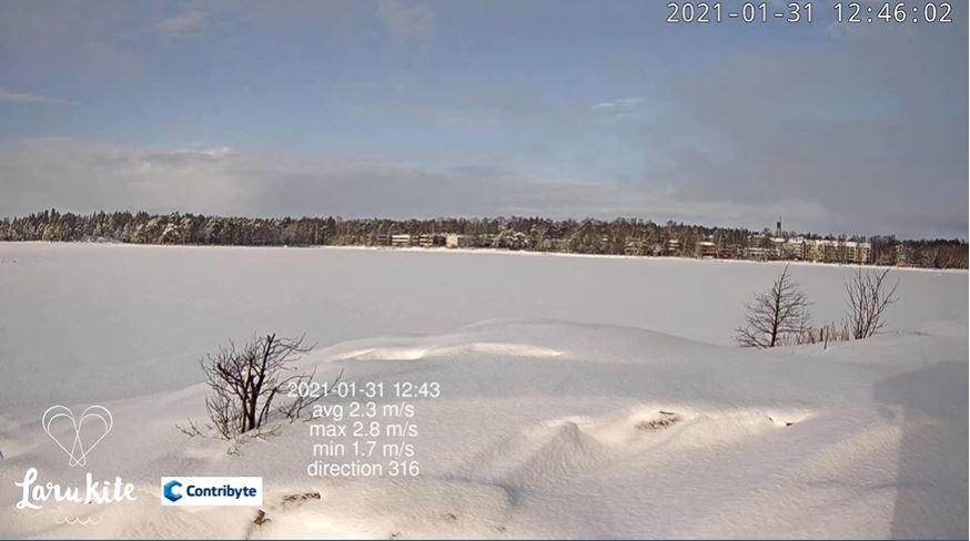 webcam Lauttasaari