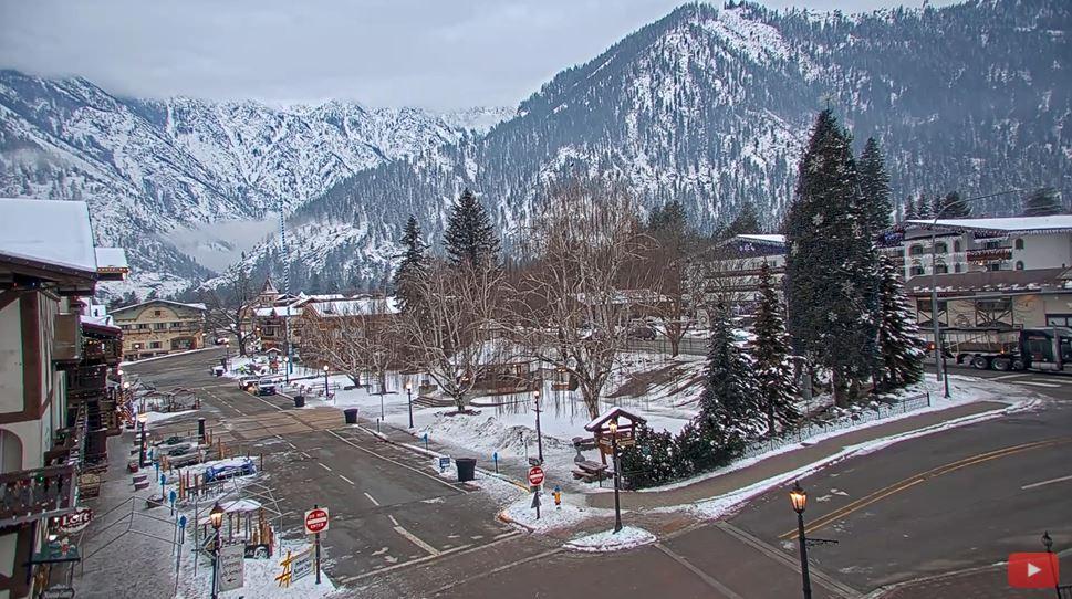 webcam Leavenworth