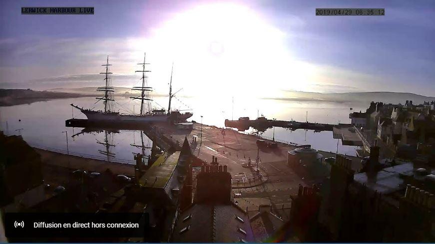 webcam Lerwick
