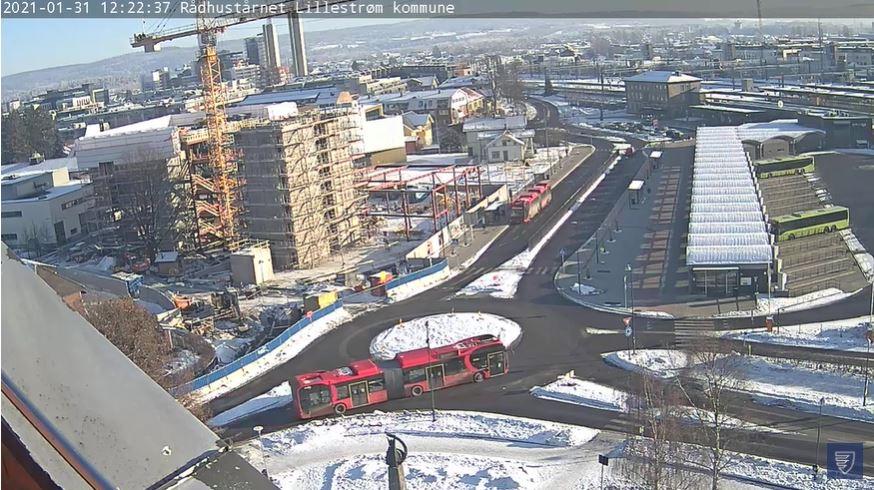 webcam Lillestrøm