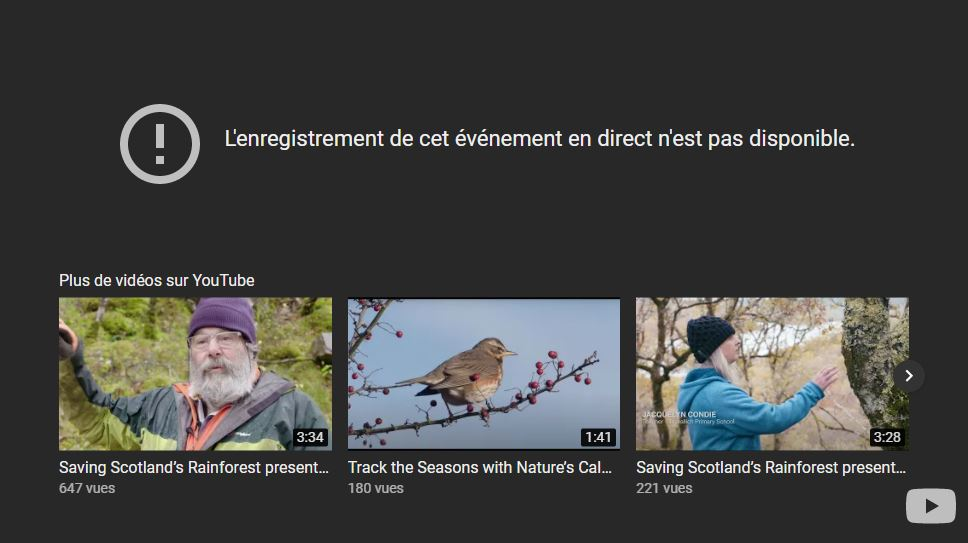 webcam Loch Arkaig