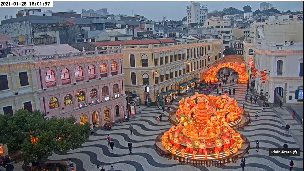 webcam Macao