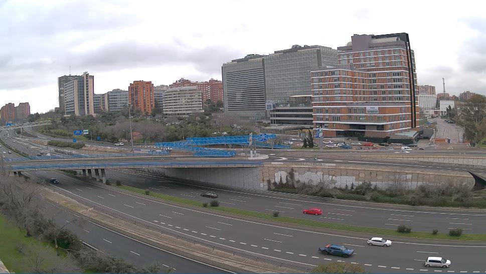 webcam Madrid