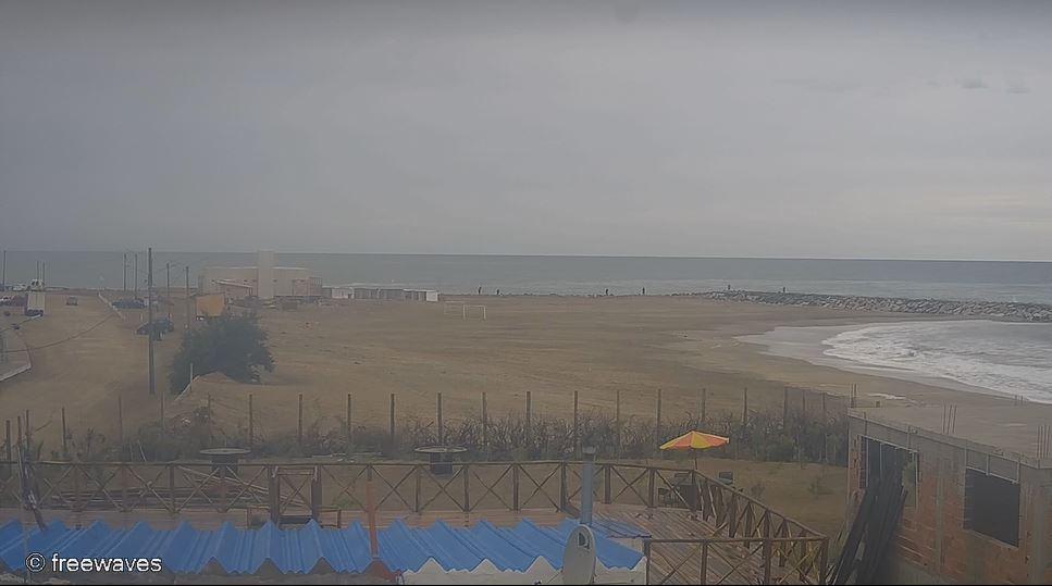 webcam Mar Chiquita