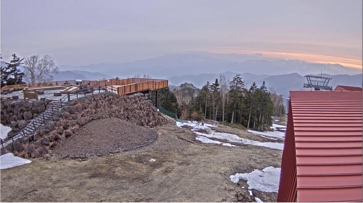 webcam Marunama Kogen Ski Resort