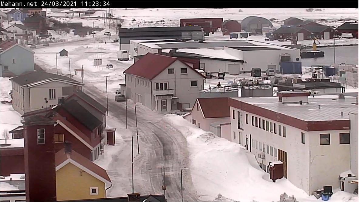 webcam Mehamn