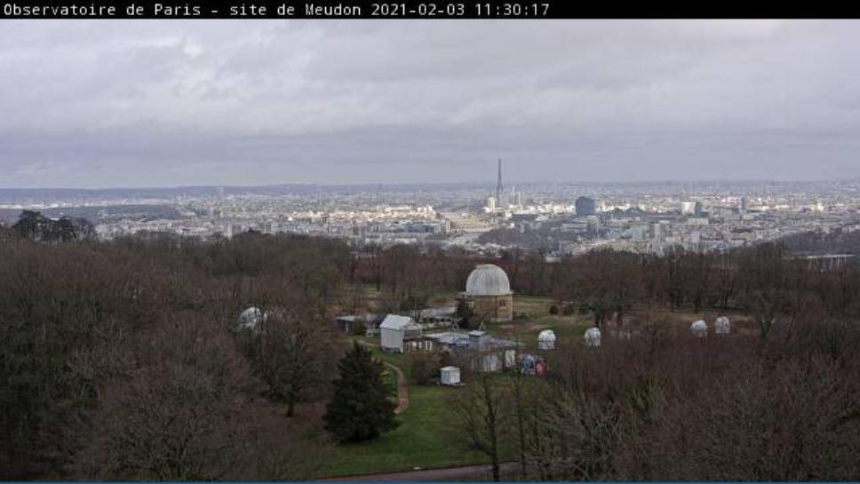 webcam Meudon