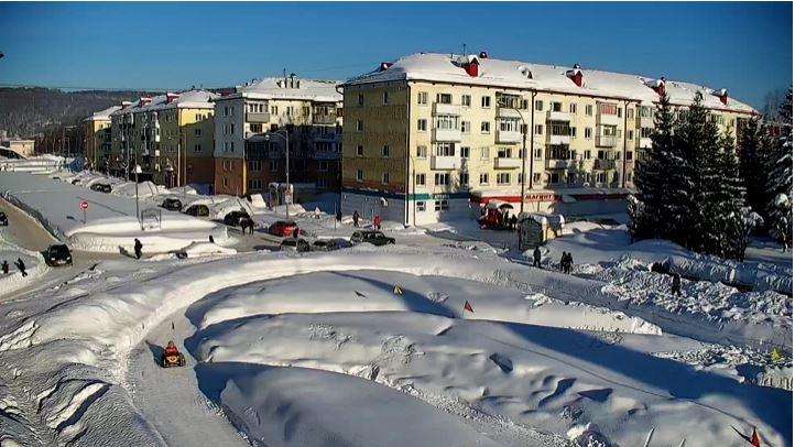 webcam Mezhdurechensk