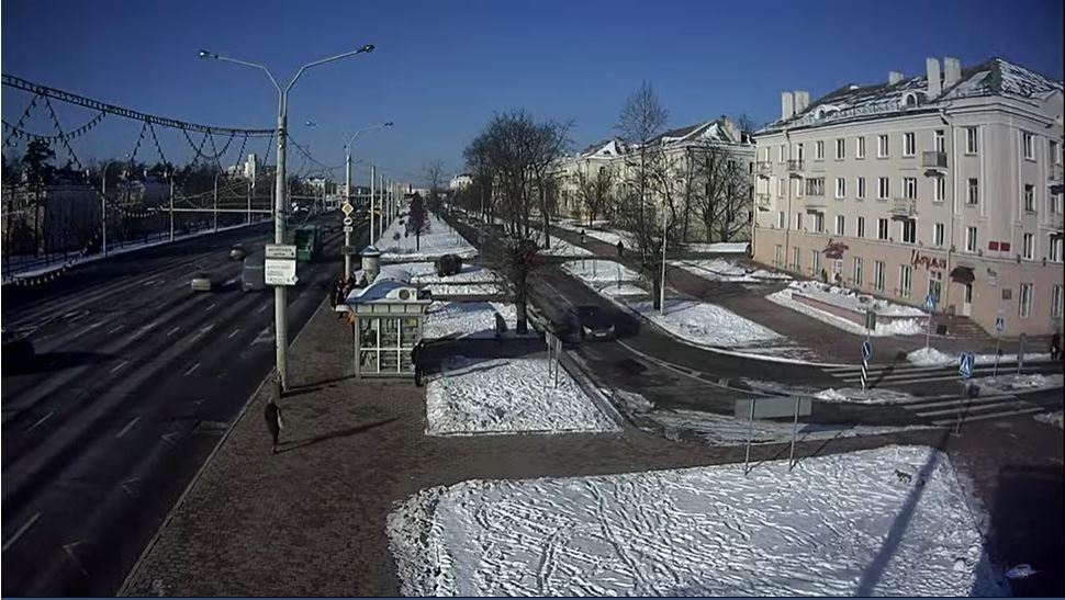 webcam Minsk