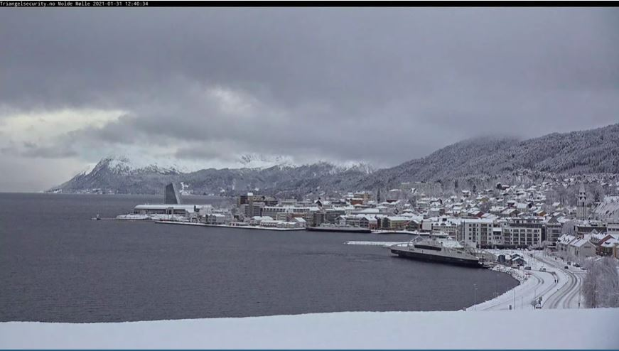 webcam Molde