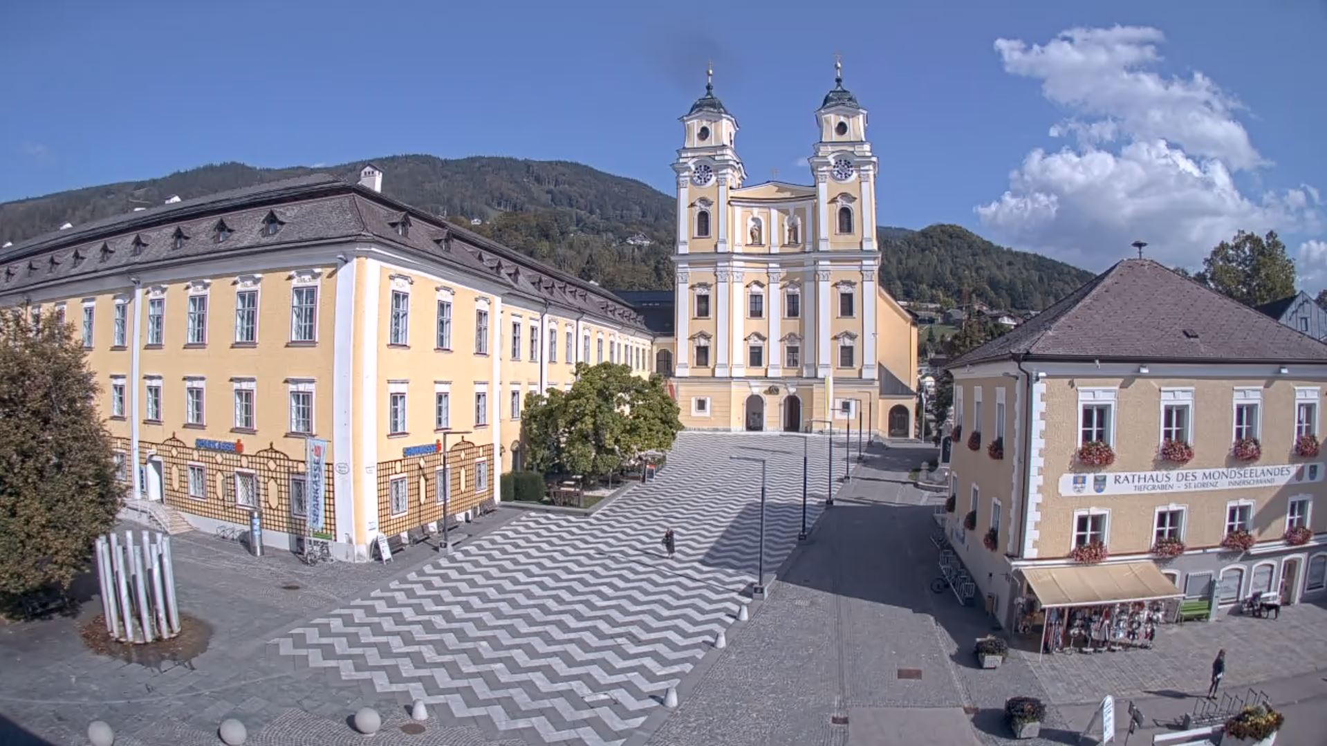 webcam Mondsee