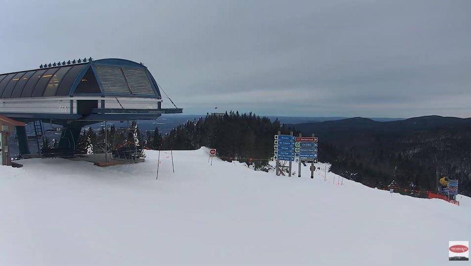 webcam Mont Tremblant