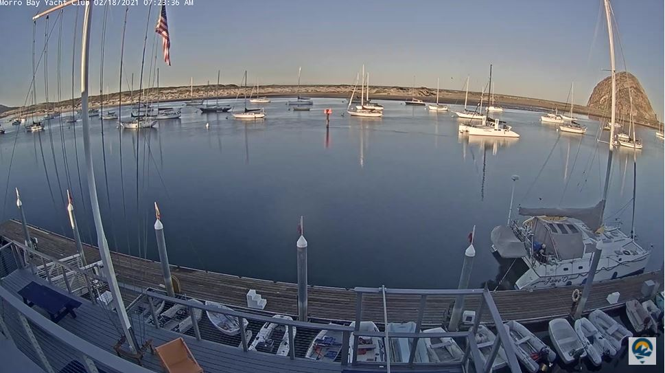 webcam Morro Bay
