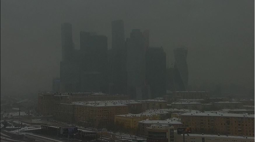 webcam Moscou