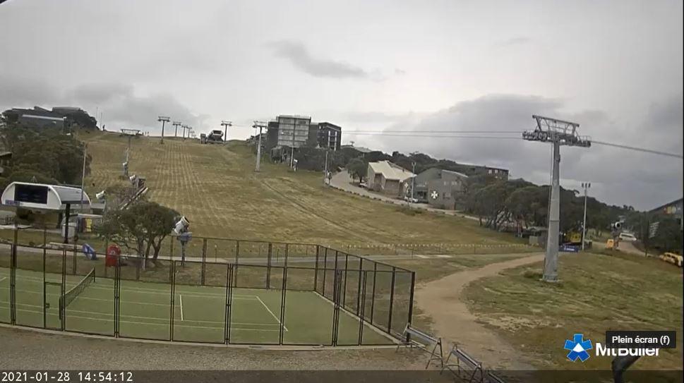 webcam Mt buller