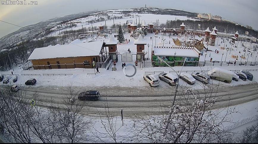 webcam Mourmansk