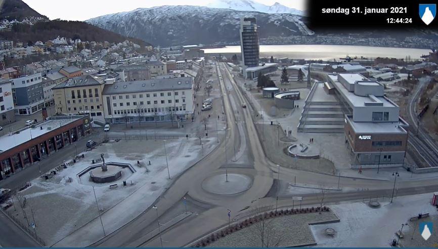 webcam Narvik