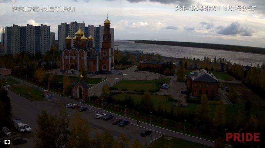 webcam Nizhnevartovsk