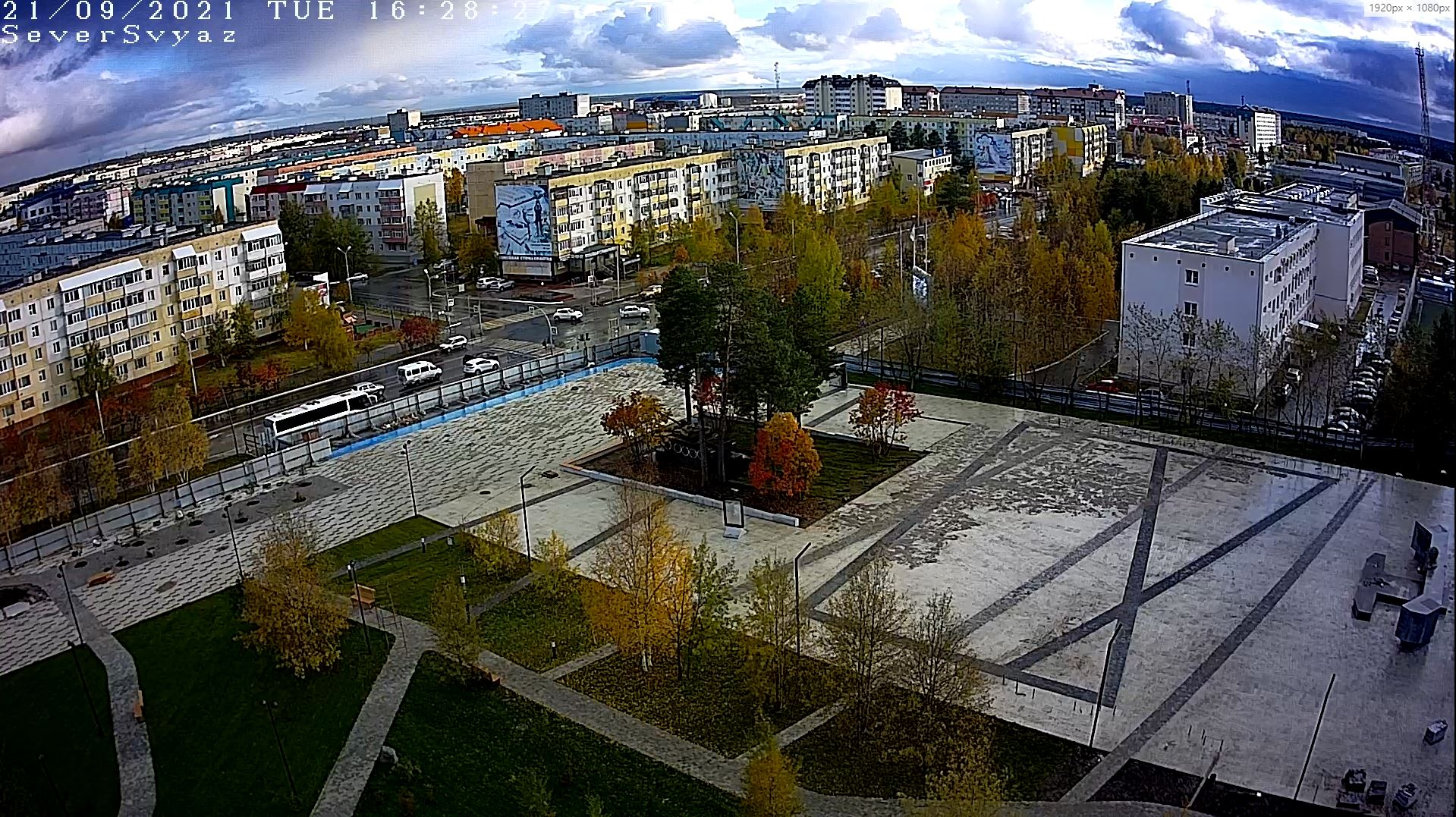 webcam Noiabrsk