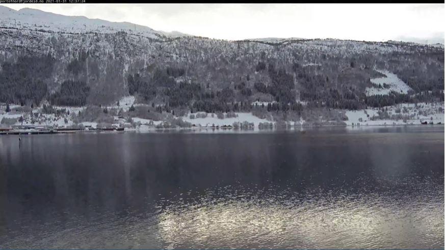 webcam Nordfjordeid
