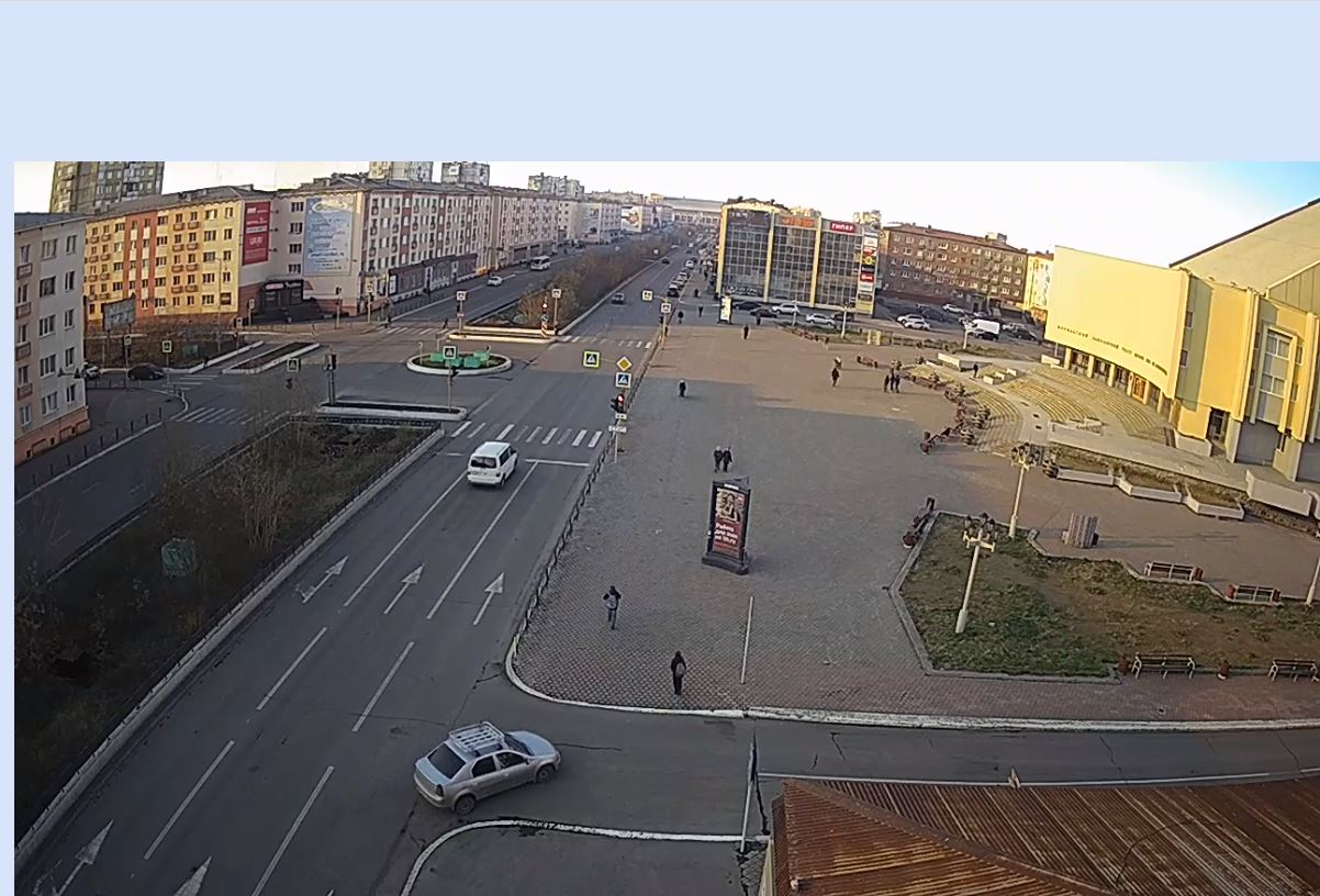 webcam Norilsk
