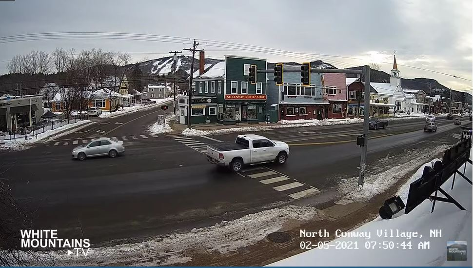 webcam North Conway