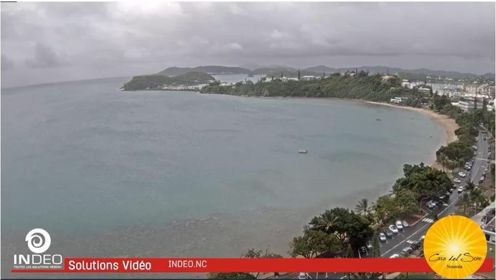 webcam Nouméa - Baie des Citrons