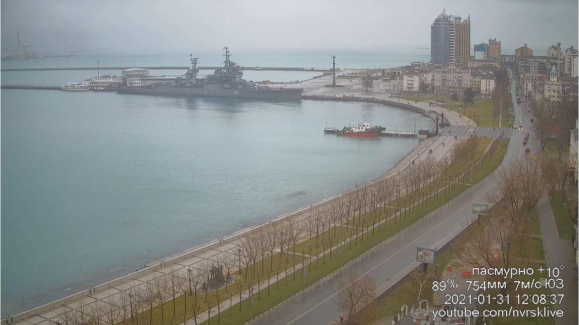 webcam Novorossiysk