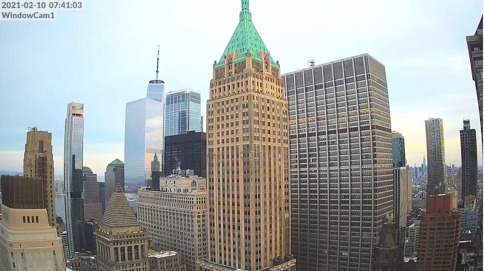 webcam New York City