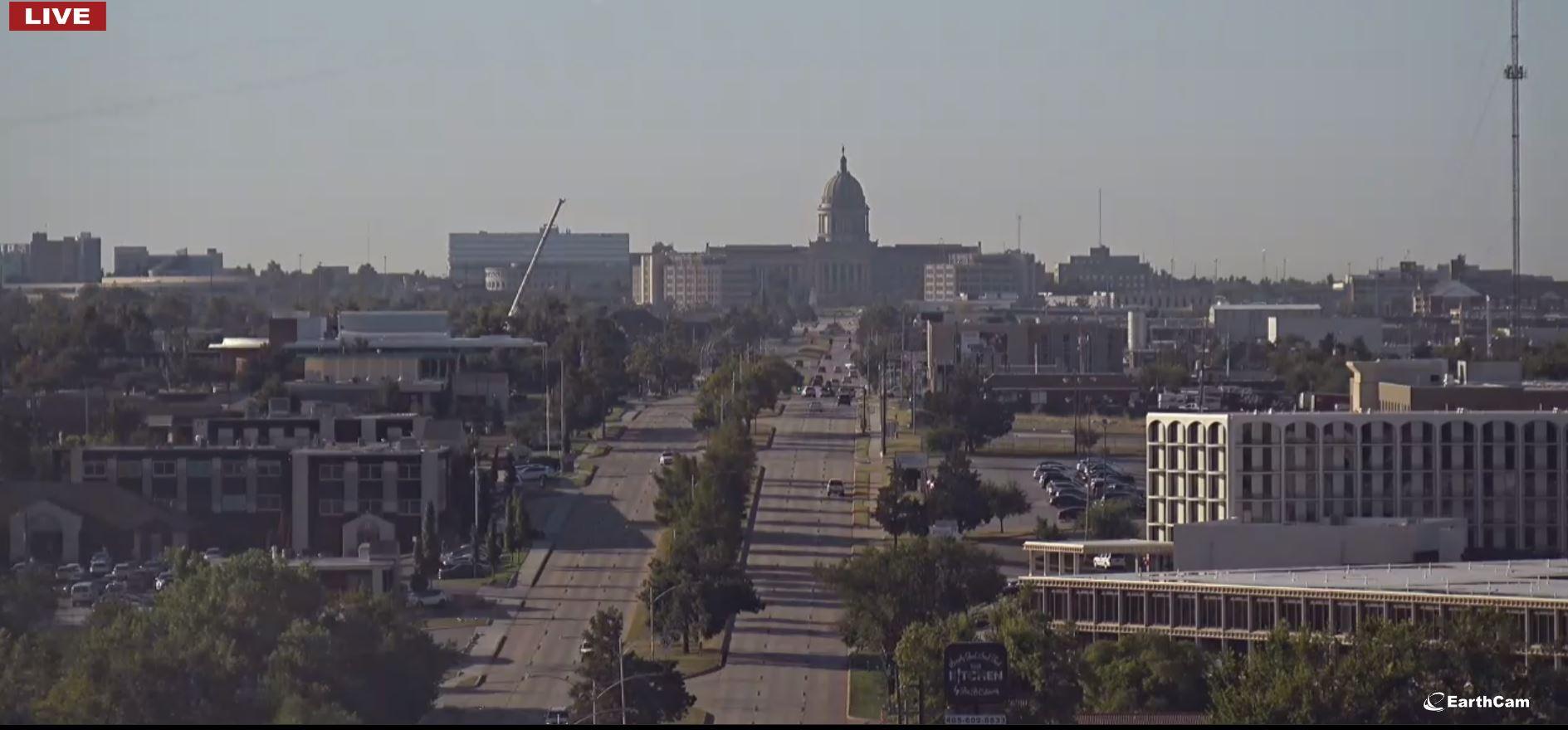 webcam Oklahoma City
