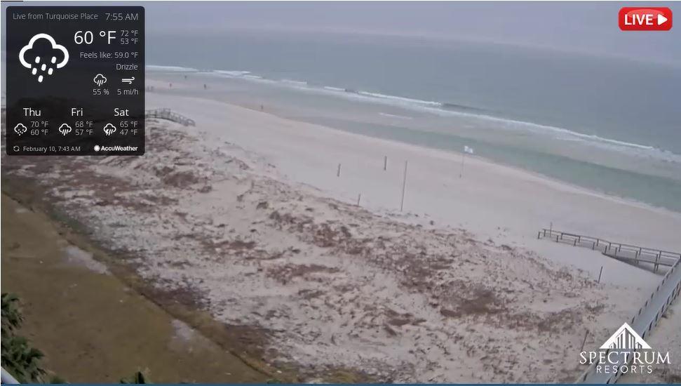 webcam Orange Beach