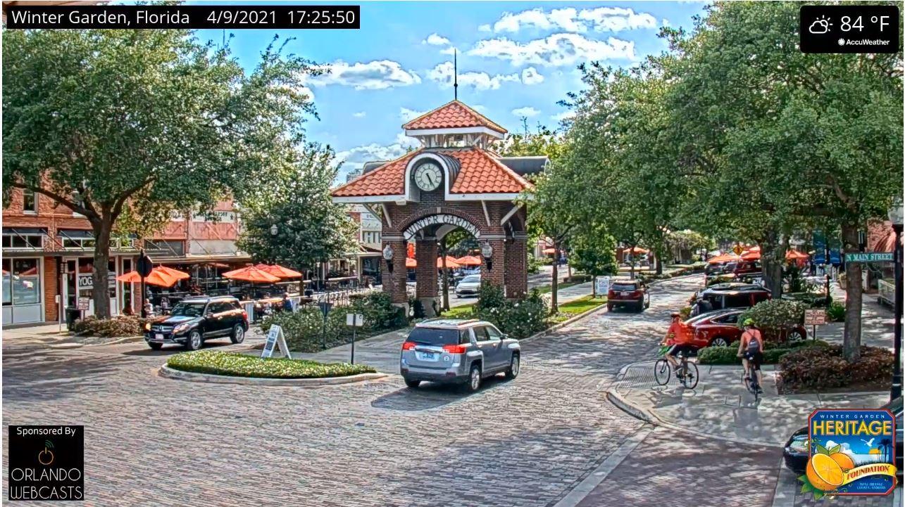 webcam Orlando