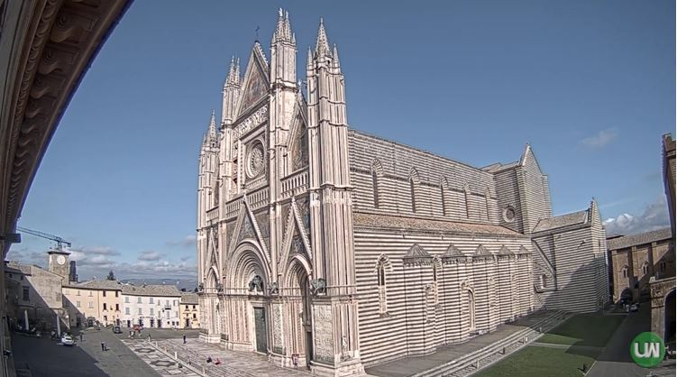 webcam Orvieto