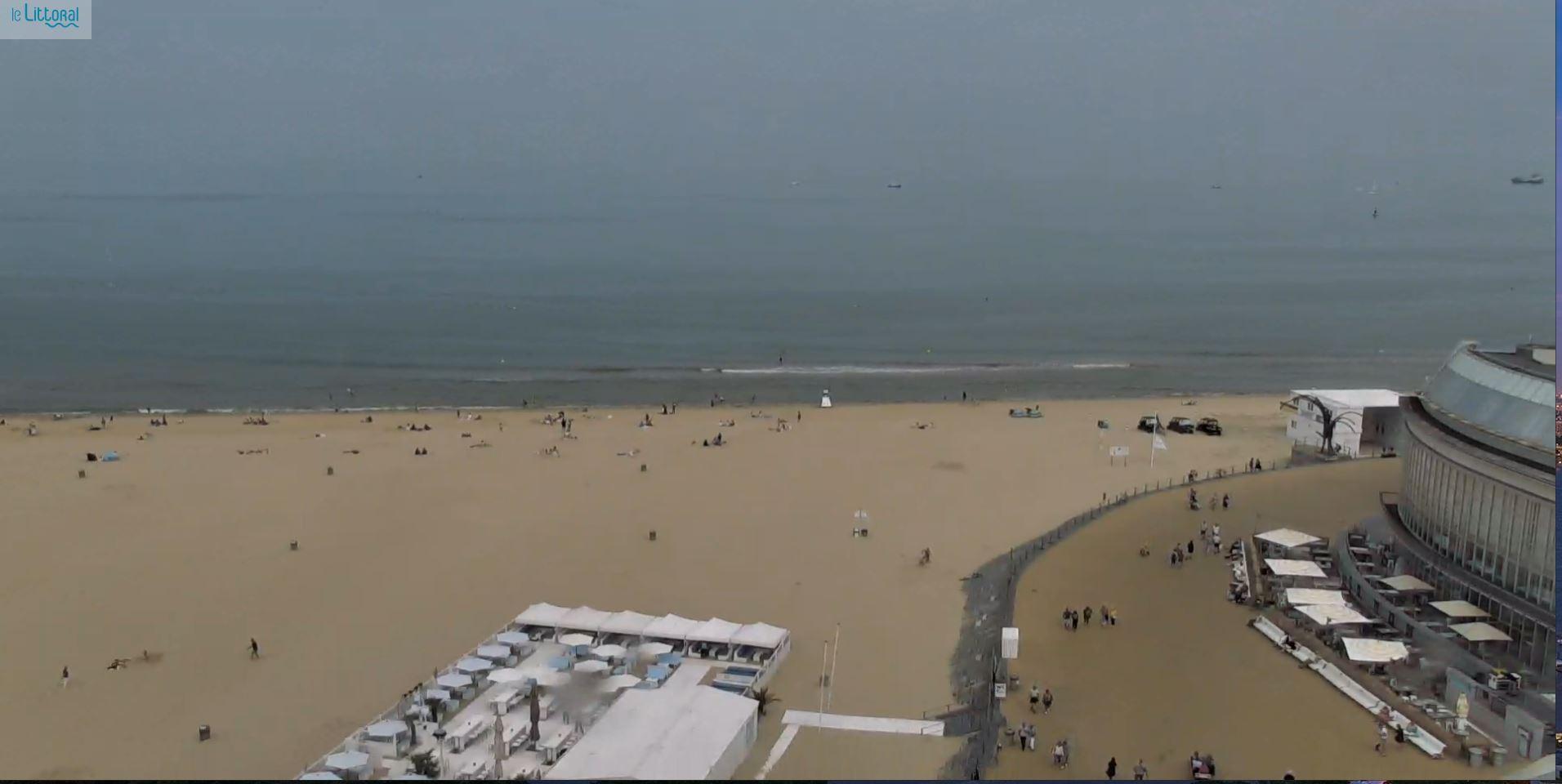 webcam Ostende