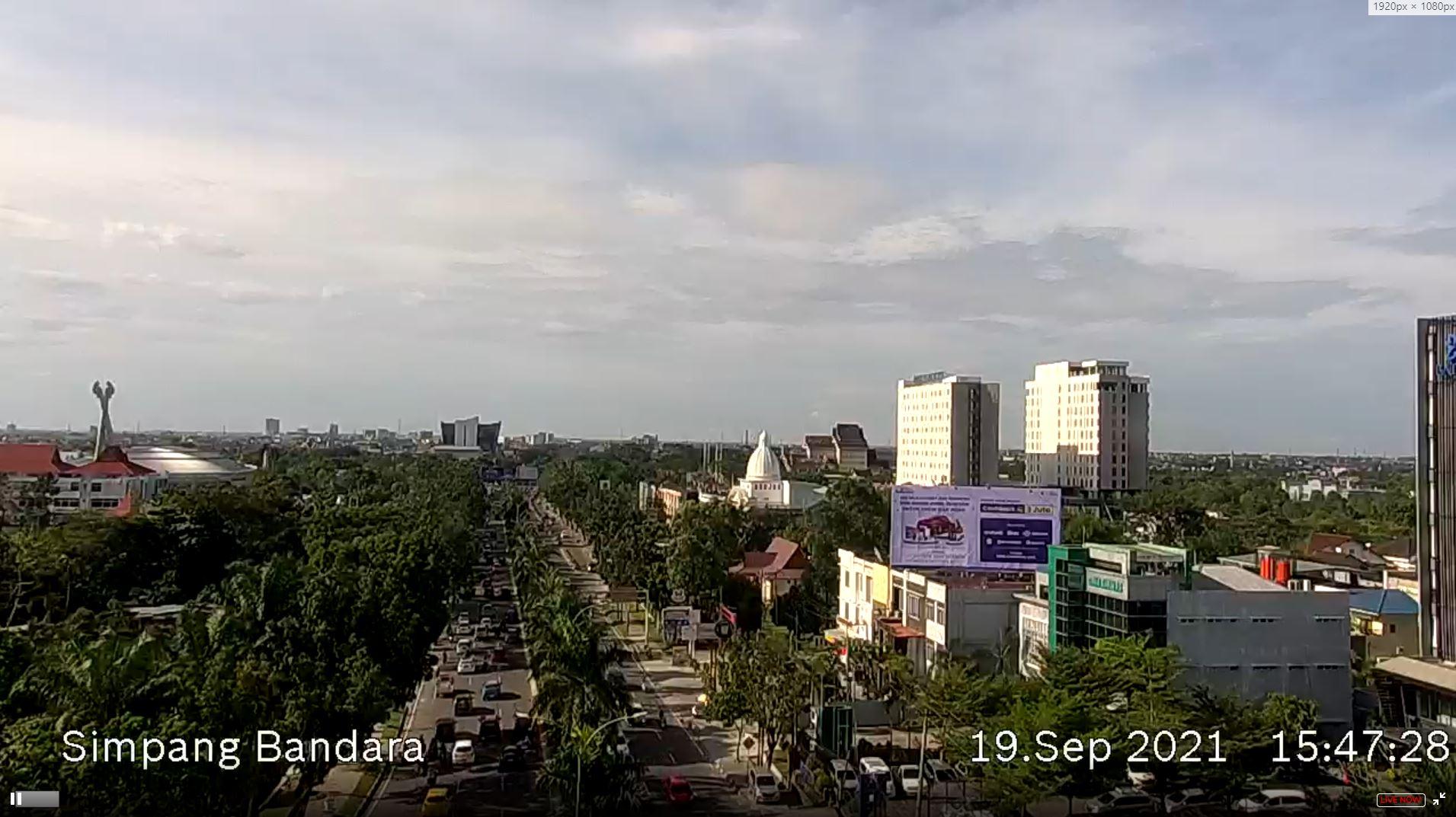 webcam Pekanbaru