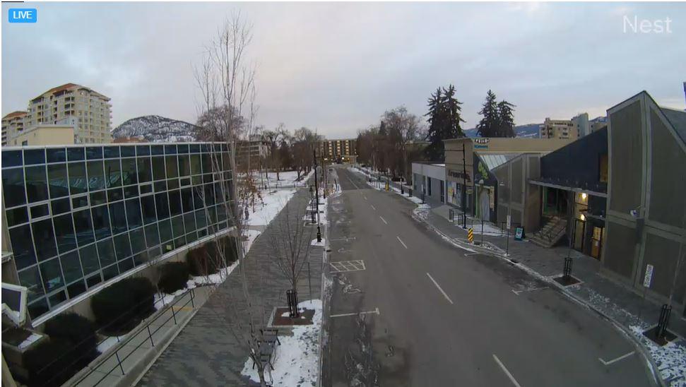 webcam Penticton